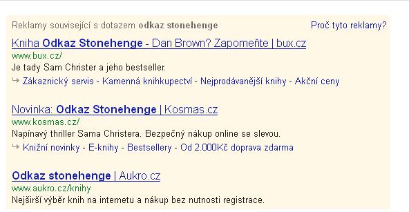 Odkaz Stonehenge PPC