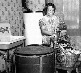 Stará pračka